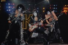 KISS - A3 Poster (ca. 42 x 28 cm) - Clippings Fan Sammlung NEU