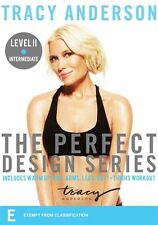 TRACY ANDERSON # PERFECT DESIGN SERIES [LEVEL II] (BRAND NEW) AUSSIE SELLER