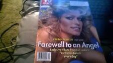 TV GUIDE JULY 13 - 24 2009 FARRAH FAWCETT  ..FAREWELL TO AN ANGEL