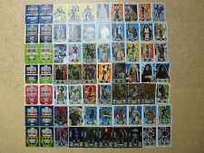 STAR WARS**SERIE 1,2,3,4,5 und Movie 1,2,3**FORCE ATTAX**12 BASISKART.AUSSUCHEN