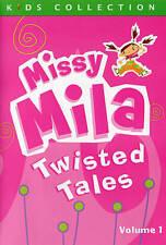 MISSY MILA TWISTED TALES 1-MISSY MILA TWISTED TALES 1 DVD NEW