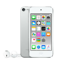 "Apple iPod Touch 64GB Silver (6th Generation) | 4"" Inch Screen,Facetime, Siri"