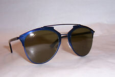 NEW CHRISTIAN DIOR Diorama 1/S TGU-DC SILVER/SILVER MIRROR SUNGLASSES AUTHENTIC