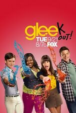 POSTER GLEE CLUB MUSICAL THE MUSIC FOX SERIE TV BIG #14