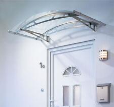 SCHULTE LT-Line Rundbogenvordach 1500 Vordach Haustürvordach Acry - Regenschutz