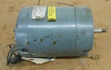 GOULD CENTURY MOTOR, 8-1358-02-20, 1 HP, 3450 RPM, 230/460 VOLTS, 3 PHASE