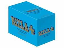 Rizla Blue Rolling Paper Full Box Of 100 Booklets