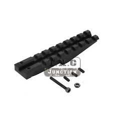 Tactical AK Rear Sight Rail Insert Rail Mount for Low Profile Red Dot Scope