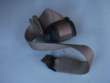 2001-2005 SATURN L300  L SERIES RIGHT REAR SEAT BELT RETRACTOR ASSY TAN OEM