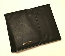 Revlon Mirror & Starter Brush Kit Makeup Brush Blush Case Folder Very Good
