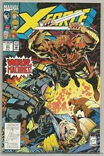 X-Force #21 , Vintage Marvel comic book from April 1993