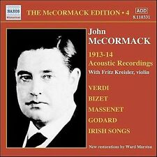 John McCormack - The McCormack Edition 4 - 1913-1914       *** BRAND NEW CD ***