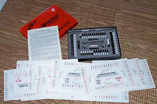 Vintage Auto bridge Play Yourself Game No. PB Old Board Card Deluxe Pocket Model