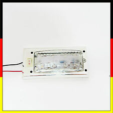 8 LED 12V Panel Auto Innenraum Beleuchtung Lampe Taxi Transporter Camping Weiß