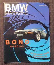 1998 BMW Magazine - James Bond 007 Special VF 8.0 BMW Z8
