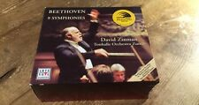 5 CD BOX Beethoven The Complete 9 Symphonies - David Zinman * Zurich