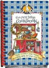 1999 Gooseberry Patch~THE COZY HOME COOKBOOK~Spring~Summer~Fall~Winter~Recipes