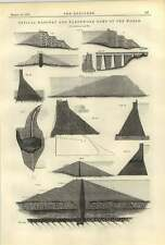 1887 More Typical Masonry And Earthwork Dams Of The World