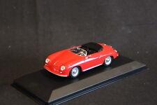 Minichamps Porsche 356 A Speedster 1956 1:43 Red (HB)