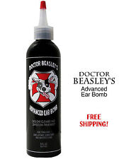 ADVANCED EAR BOMB DOG EAR CLEANER INFECTION TREATMENT DROPS MEDICINE CLEANING