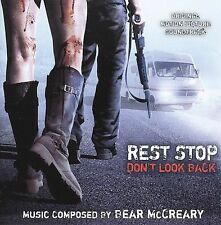 Soundtrack - Rest Stop: Don't Look Back USA Shipping Included
