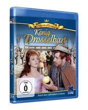 Blu-ray * KÖNIG DROSSELBART - DEFA MÄRCHEN # NEU OVP -