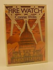 CONNIE WILLIS Fire Watch Signed Limited HB/DJ
