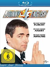 JOHNNY ENGLISH (Rowan Atkinson, Natalie Imbruglia) Blu-ray Disc NEU+OVP