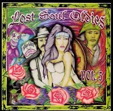Lost Soul Oldies, Vol. 5 by Various Artists (CD, Nov-1999, Lost Soul Records)