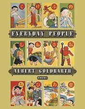 Albert Goldbarth - Everyday People (2012) - Used - Trade Paper (Paperback)