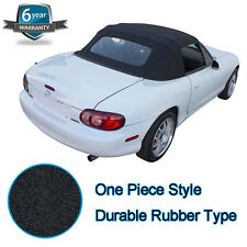 For 1990-2005 Mazda Miata Convertible Soft Top Plastic Window Cabrio