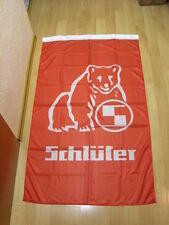 Fahnen Flagge Schlüter Banner mit Holsaumen - 150 x 90 cm