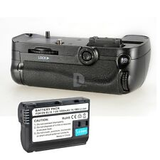 Useful Battery Grip f MB-D15 Nikon D7100 + Rechargeable Li-ion Battery f EN-EL15