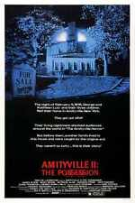 Amityville 2 Possession Poster 01 A3 Box Canvas Print
