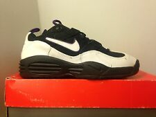 NOS 1995 Nike Air Versatile Basketball True Vintage Size 10 DS Rare Penny