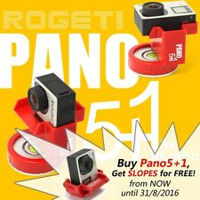 Buy ROGETI Pano5+1 for GoPro, get a FREE Slopes (UNTIL 31 OCT 2016)