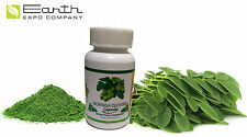 100% PURE MORINGA CAPSULES - 120 CAPSULES (450MG)/BOTTLE
