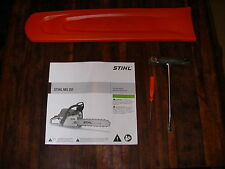 Stihl MS251 Bar Scabbard/User Manual/Scrench/Screwdriver off of New Saw