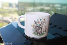 Coffee Cat Mug Cup A Friend is one who knows all about you and loves you... B3
