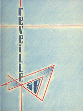 Yakima Eisenhower High School Yearbook 1958 Reveille