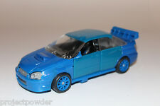 Transformers Alternators Smokescreen Prototype Subaru Wrx Sti Hasbro