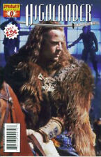 HIGHLANDER No. 0 Zero Dynamite Entertainment Comics Christopher Lambert