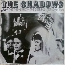 "7"" 1979 GERMAN PRESS! Shadows The Deer Hunter/MINT -? \"