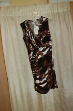 NWT Max and cleo  Polyester/Spandex Stretch Dress Size XS $ 98