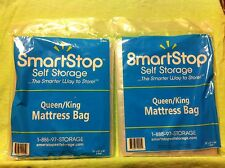 2 COUNT....Queen/King Matress Bag for Moving and/or Storage