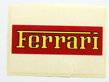 ***  SCUDERIA  FERRARI  -  RACING  -  MOTORSPORT  -  LOGO  -  F1  *** sticker