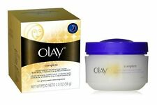 Olay Complete Night Fortifying Cream Facial Moisturizer Aloe Vitamin [G37]Y&