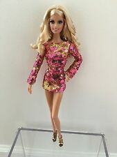 Heidi Klum Barbie Doll Blonde Ambition 2009 NEW NO BOX PROJECT RUNWAY