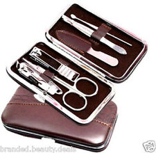 Steel Paris Manicure & Pedicure Kit Best Quality - Item No. 8001