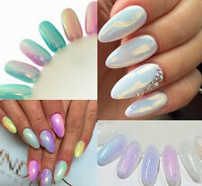 Mermaid Effect Glitter Nail Art Powder Dust Magic Glimmer Trend HOT 10ml/10G